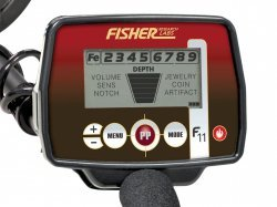 wykrywacz metali marki fisher